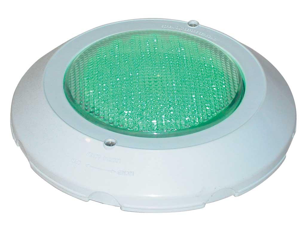 """""""LED - Flat Halogen I"""" Kovansız Havuz Sualtı Aydınlatma Lambası"""