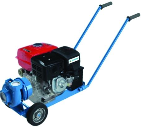 SMT1000/3 D Serisi Benzinli Santrifüj Motopomplar 1