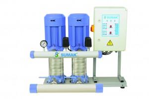 SHPT5A-150/8 – SHPT16C-400/10 Serisi Hidrofor