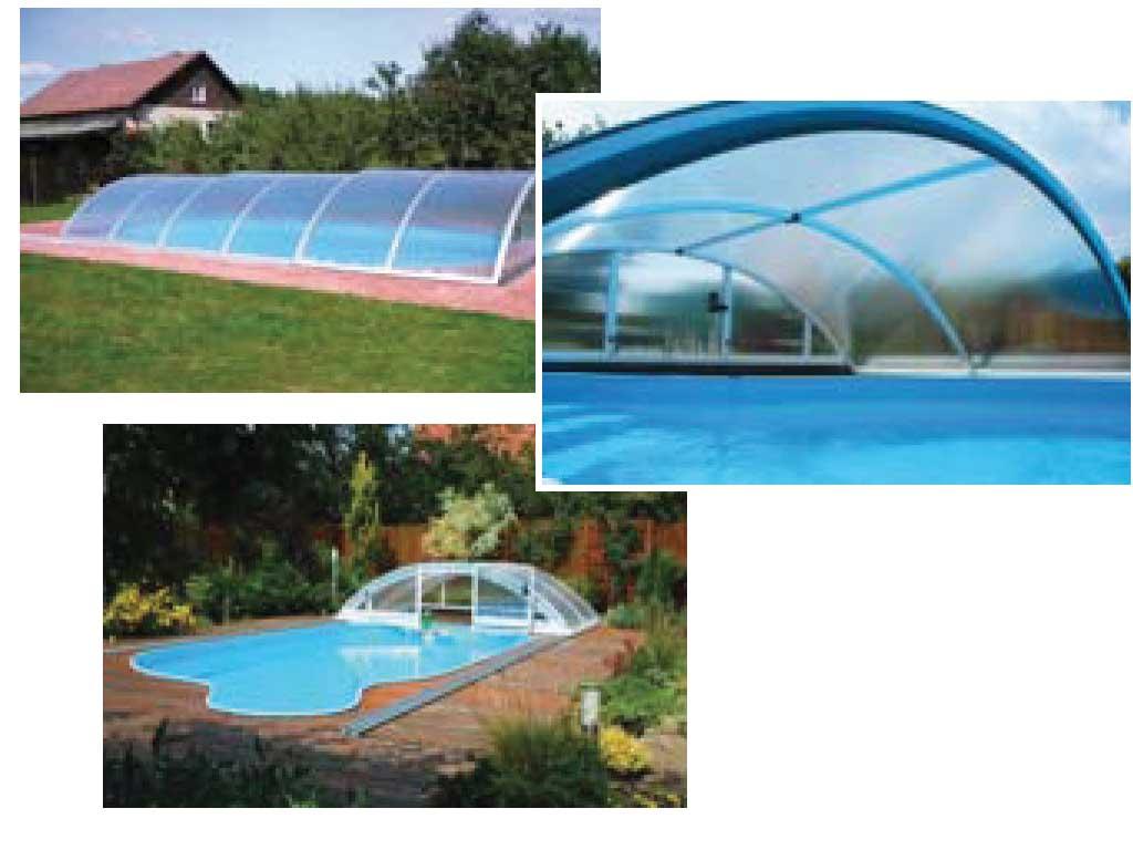 Klasik Teleskopik Havuz Çatıları 1