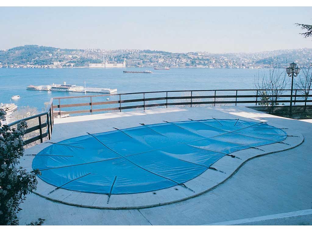 Poyrazlux Havuz Kış Örtüsü 1