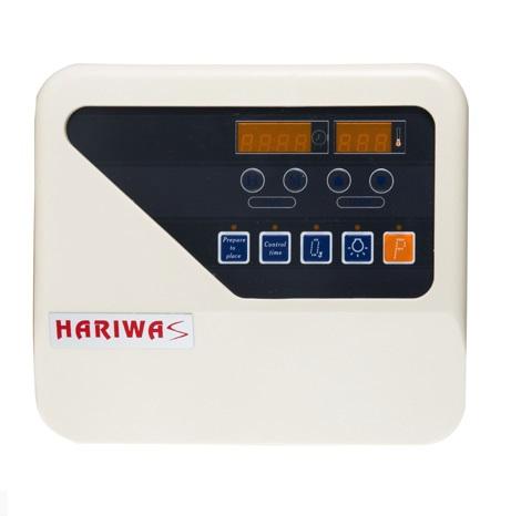Sauna Kontrol ve Güç Panelleri