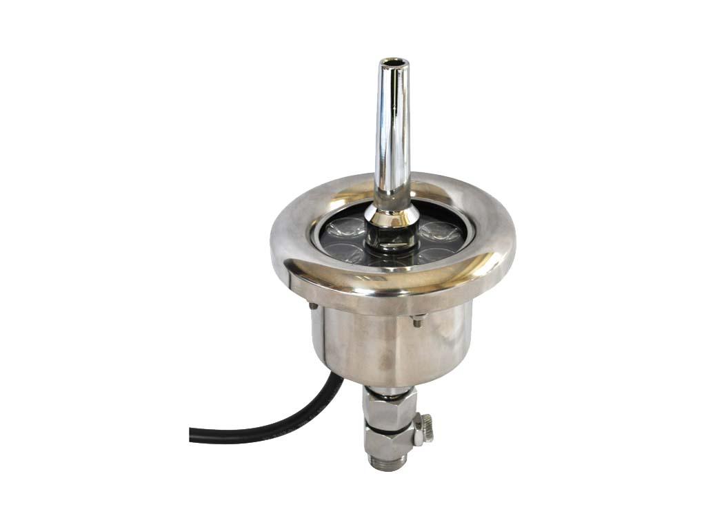 Paslanmaz Çelik Gövdeli – Ayaklı Su Altı Lambaları- SPOT 05 1