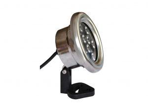 Paslanmaz Çelik Gövdeli - Ayaklı Su Altı Lambaları- SPOT 06