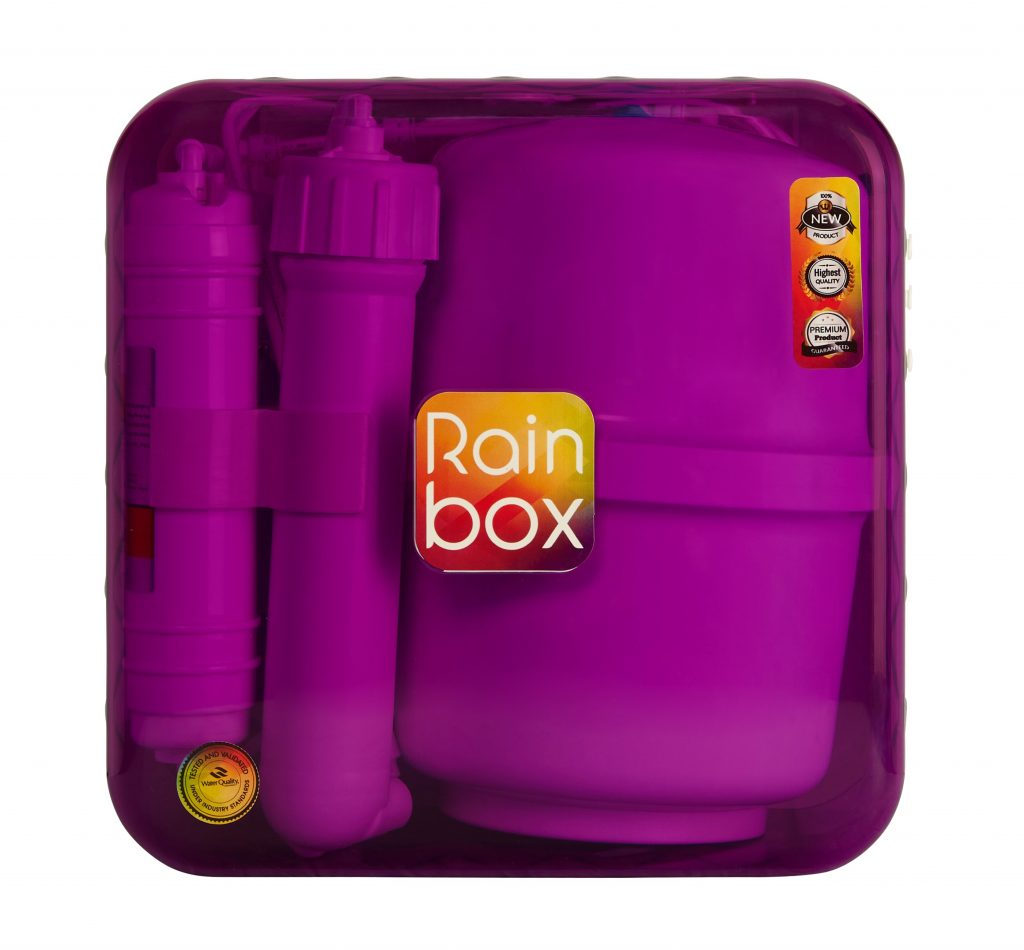 Rainbox 5 Aşamalı Su Arıtma Cihazı